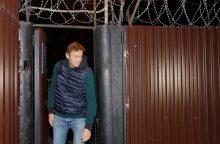Rusijos opozicijos lyderiui A. Navalnui leista išvykti į užsienį