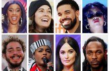 """JAV repo žvaigždė K. Lamaras gavo daugiausiai """"Grammy"""" nominacijų"""