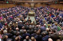 "Istorinis balsavimas: ""Brexit"" sutartis atmesta"