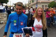 Lenkas laimėjo sunkiausias pasaulyje lenktynes – Spartatloną