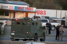 Teksase nusižudęs sprogdintojas maniakas paliko vaizdo prisipažinimą