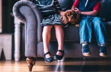 Daugiavaikėms šeimoms siūlo taikyti GPM lengvatą