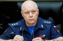 Mirė Rusijos karinės žvalgybos tarnybos GRU vadovas