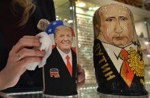 D. Peskovas: Kremlius tikisi užmegzti ryšį su JAV, bet skirtumai liks