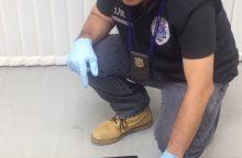 Tailando oro uoste sulaikyta daugiau nei kilogramą kokaino prarijusi moteris