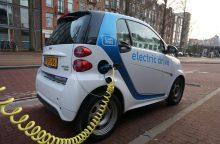 Elektromobilių savininkai Lietuvoje naujovių sulauks jau šią vasarą