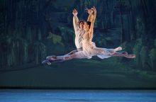 Muzikiniame teatre – reveransas lietuviškam baletui
