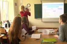 Mokytoja: ypač daug vargo – su jaunų emigrantų vaikais