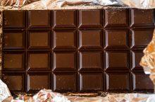 Apie šokolado brangimą kalbama atsargiai