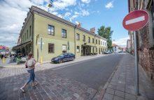Muitinės gatvėje – daugiau teisių pėstiesiems