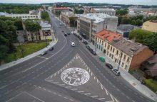 Kaune atidaryta viena keisčiausių aikščių pasaulyje