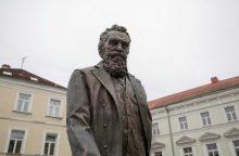 Kviečia pamatyti: J. Basanavičius sugrįžo į Vilnių