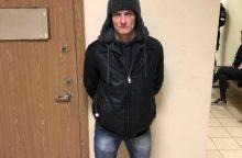 Vilniaus policijai su įkalčiais įkliuvo kišenvagis