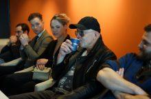 R. Rudokas: jei filmo pažiūrėti ateis A. Mamontovas, reiškia – pavyko
