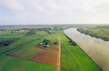 Žemės reforma baigta beveik pusėje šalies miestų ir miestelių