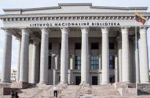 Prasideda Nacionalinė bibliotekų savaitė