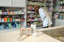 Kodėl vaistinėje jūsų gali paprašyti kontaktinių duomenų?