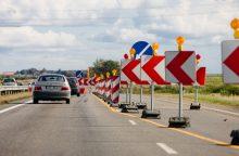 Kelių priežiūrai bus skiriama 19 milijonų eurų