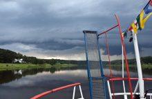 Lietuvoje populiarėja vandens turizmas