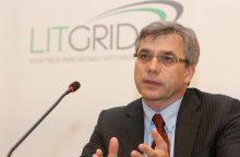 V. Poderys: elektros importas iš Astravo turi būti ribojamas