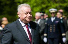 Rusijos ambasadorius apie B. Nemcovo vardo skverą Vilniuje: tai beždžioniavimas