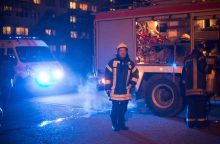 Per gaisrus Lietuvoje žuvo keturi žmonės