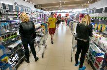 Tik vienas procentas lietuvių gali sau leisti pirkti viską, ko nori