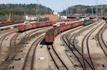 Pervežamų krovinių kiekis išaugo 16 proc.