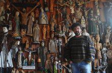 Medžio burtininkas iš Kauno – nepralenkiamas
