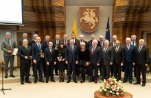 Lietuvos įmonėms – kasmetiniai eksporto apdovanojimai