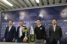 LFF Supertaurėje dalyviai tikisi intrigos