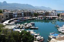 Kipro salą dalins ir laiko skirtumas