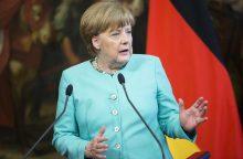 Rinkimai Vokietijos Saro krašte – A. Merkel tvirtybės išbandymas