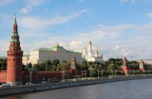 """""""Amnesty International"""": Rusijoje vis labiau varžoma žodžio laisvė"""