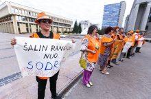 """""""Solidarumas"""": Vyriausybės imitacijos žaidimas – mokesčių reforma"""