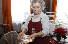 L. Kukuraitis: pensijos bus apsaugotos nuo politikų valios
