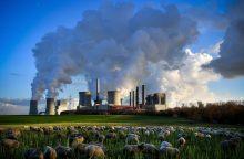 Pasaulyje didėja išmetamo anglies dioksido kiekis