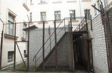 KGB kalėjimo šaudymo kameroje popiežius liks vienas