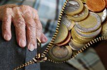 """""""Sodra"""" atskleidė, kada išmokės vėluojančias pensijas"""