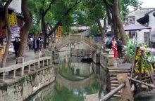 """Sužou – Kinijos miestas """"iš paveiksliuko"""""""