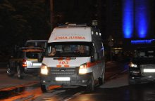 Kamčiatkoje susidūrus autobusui ir sunkvežimiui sužeisti 20 žmonių