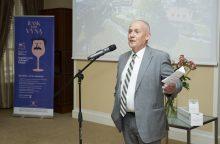 Europos šalių ambasadoriai Vilniuje pristatė savo šalių vyno kultūrą