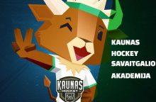 """""""Kaunas Hockey"""" vaikus ir paauglius kviečia į """"Savaitgalio akademiją"""""""