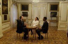 """V. Sinkevičius susitiko su """"Google"""" vadovu: aptarė galimybes vystyti """"GovTech"""""""