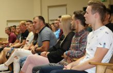 Rugsėjį Lietuvos policijos mokykloje pradės mokytis 100 kursantų