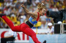 Skandalas Rusijos sporte: 10 Pekino olimpinių prizininkų vartojo dopingą