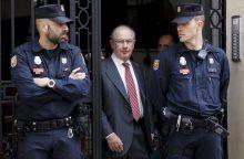 Ispanijos teismas nurodė teisti buvusį TVF vadovą dėl sukčiavimo