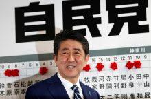 Sh. Abe – mėlynkraujis nacionalistas namuose, įžvalgus diplomatas užsienyje