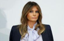 Nepritaria prezidentui: M. Trump kritikuoja patyčias internete