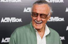"Būdamas 95 metų mirė ""Marvel"" legenda S. Lee"